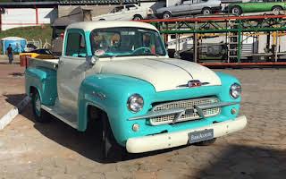 Chevrolet Brasil 3100 Rent Minas Gerais