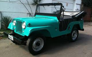 Jeep 4x4 Rent Minas Gerais
