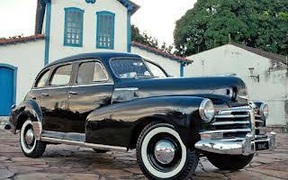Chevrolet Fleetmaster Rent Minas Gerais