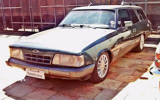 Chevrolet Caravan Diplomata Rent Minas Gerais