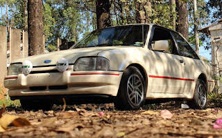 Ford Escort XR3 Rent Minas Gerais