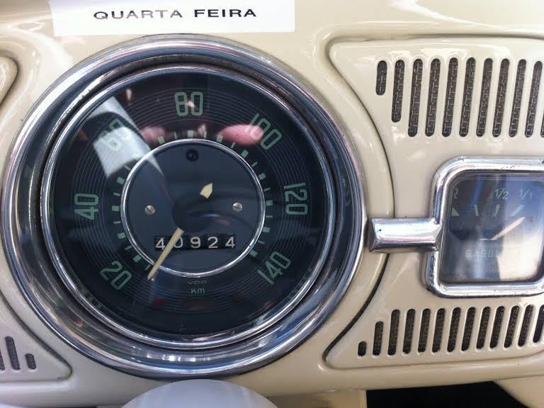 Volkswagen Fusca Hire São Paulo