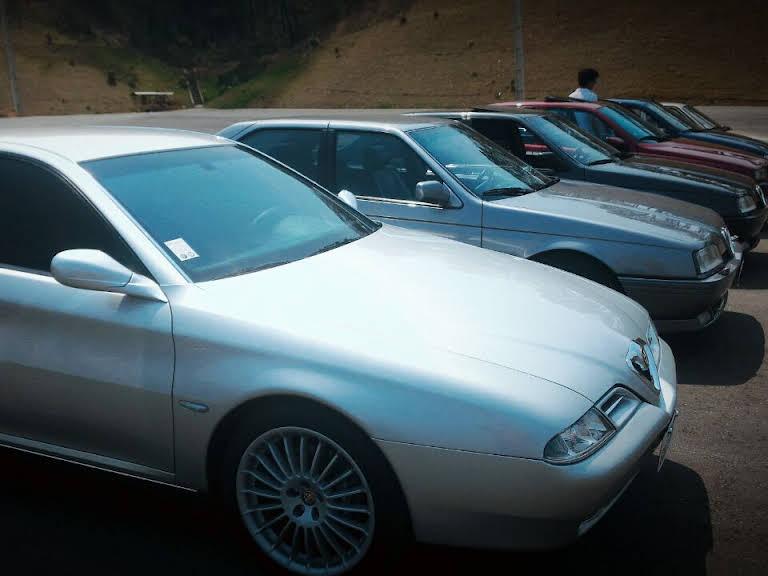Alfa Romeo 166 Hire Belo Horizonte