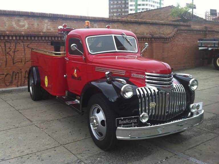 Chevrolet Gigante Hire São Paulo