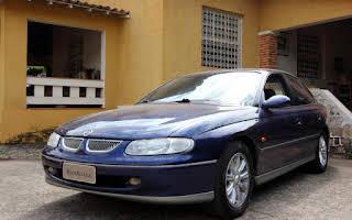 Chevrolet Omega 3.0 V6 Rent Minas Gerais