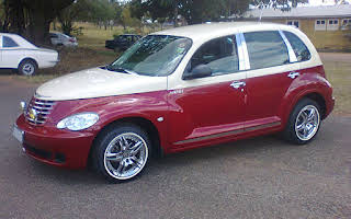 CHRYSLER PT CRUISER BRASILIA