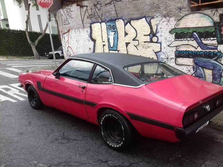 Ford Maverick Hire Ribeirão pires