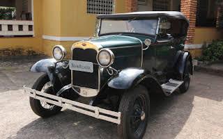 Ford Phaetom Modelo A Rent Espírito Santo