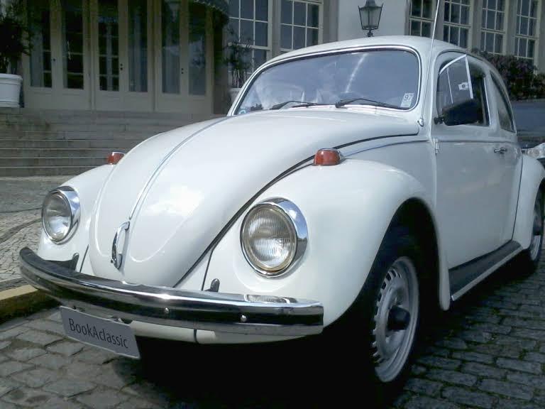 Volkswagen Fusca 1300-L Hire Petrópolis