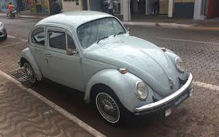 Volkswagen Fusca Rent Espírito Santo