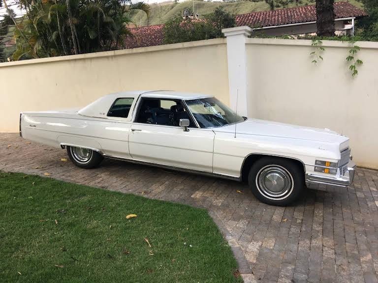 Cadillac De Ville Hire Belo Horizonte