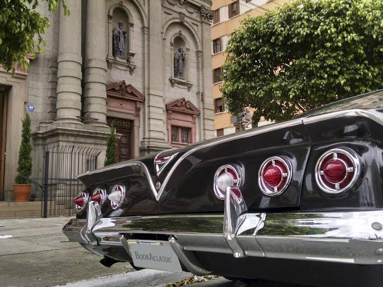 Chevrolet Impala Hire São Paulo