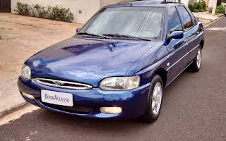 Ford Escort GLX Rent Minas Gerais