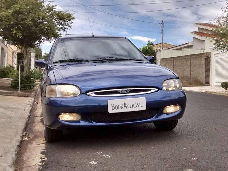 Ford Escort GLX Hire Ribeirão Preto