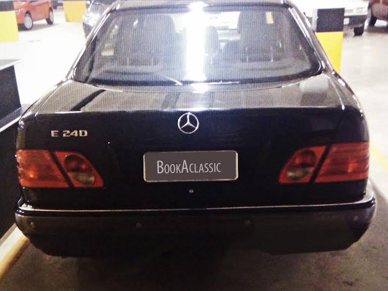 Mercedes Benz E240 Hire Fortaleza