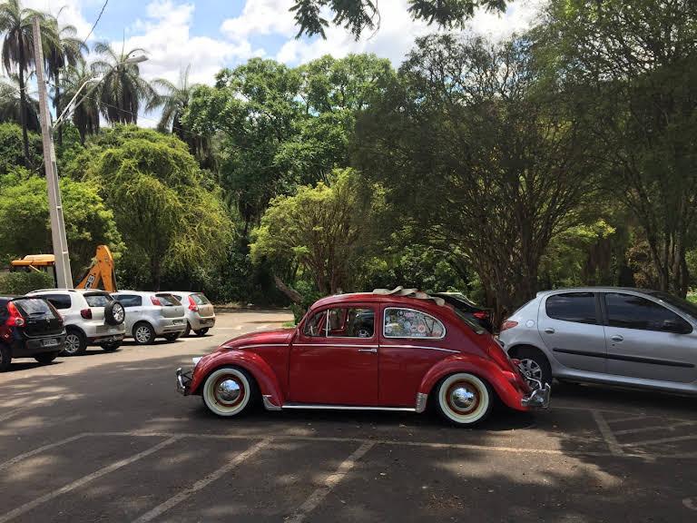 Volkswagen Fusca Hire Ibirite