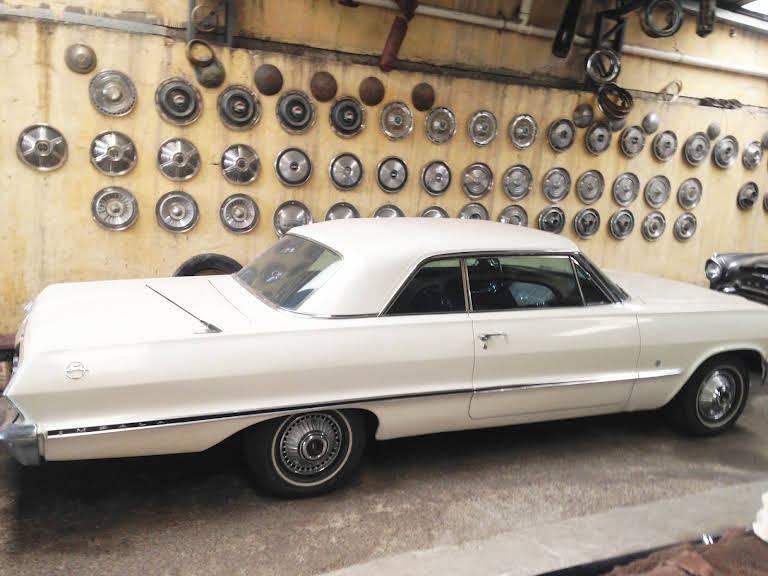 Chevrolet Impala Hire Guarulhos