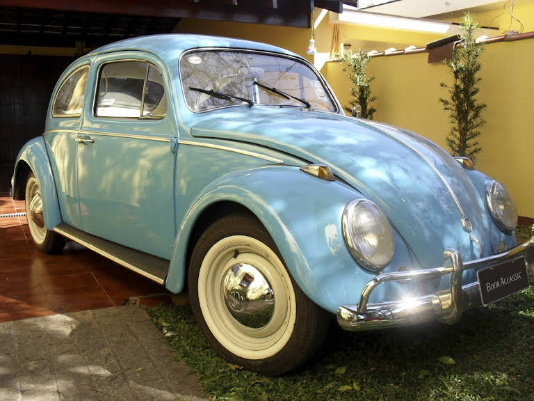 Volkswagen Fusca Hire Guarulhos