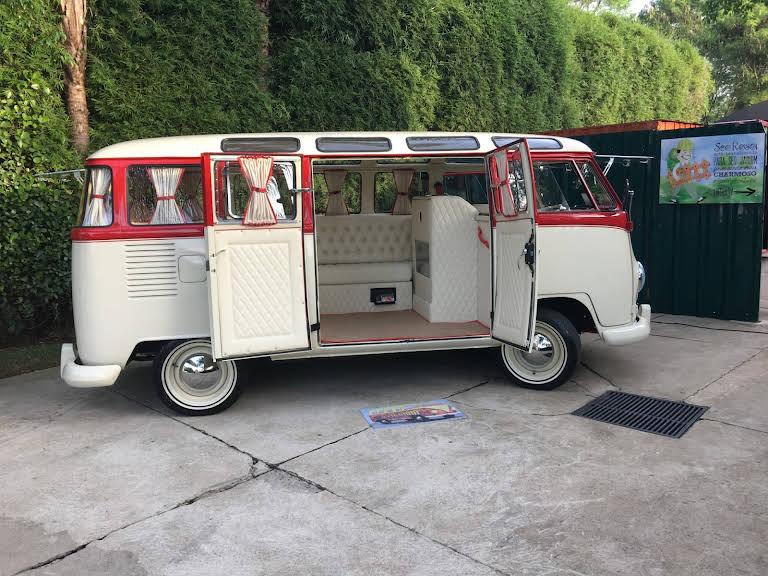 Volkswagen Kombi Hire Campinas