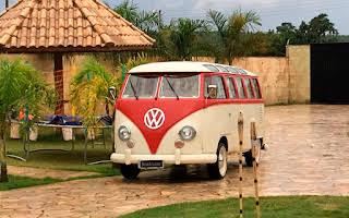 Volkswagen Kombi Rent São Paulo