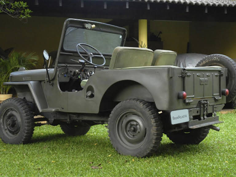 Willys Jeep Hire Guarulhos