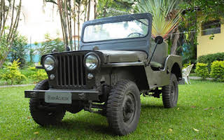 Willys Jeep Alugar Guarulhos