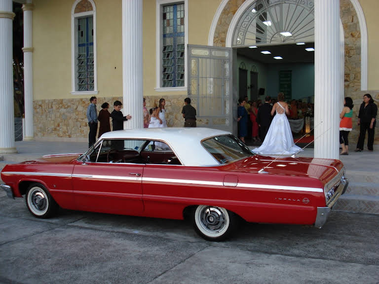 Chevrolet Impala SS Hire São José dos Campos
