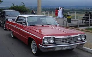 Chevrolet Impala SS Rent São Paulo