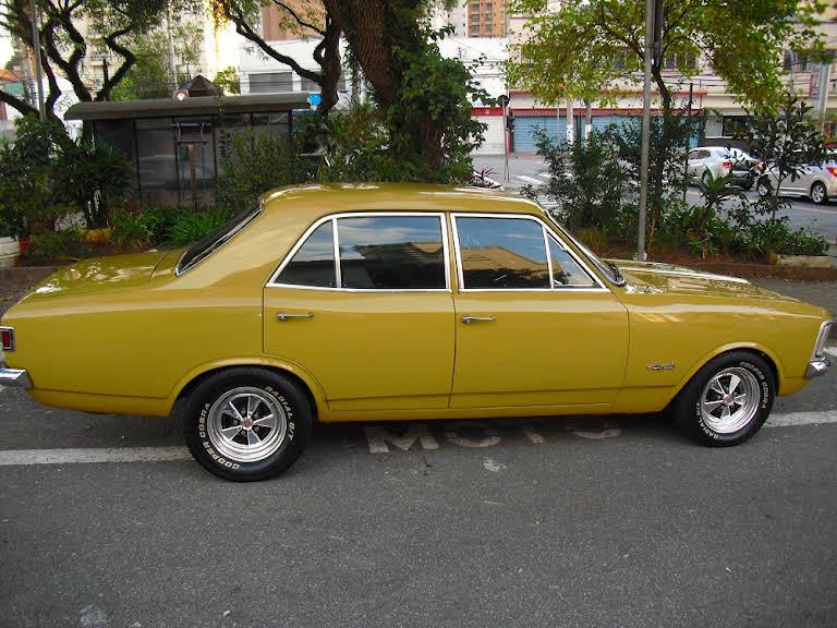 Chevrolet Opala Hire São Paulo