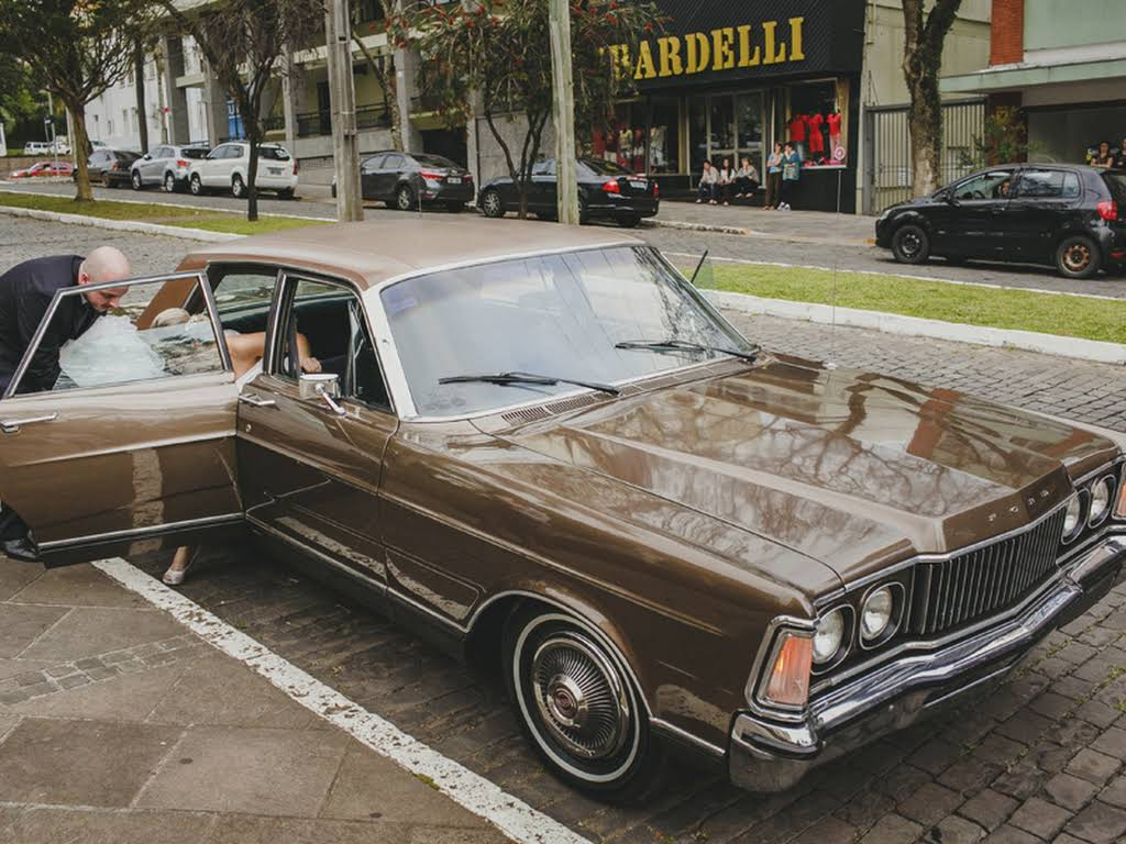 Ford Galaxie LTD Hire Porto Alegre