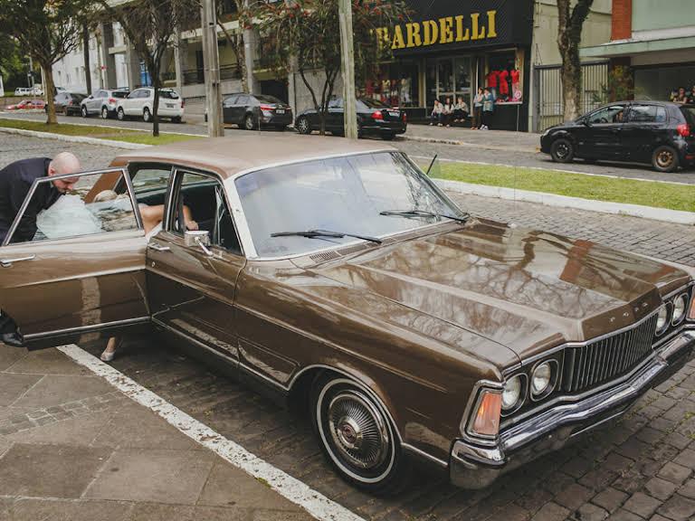 Ford Galaxie LTD Hire Porto Alegre