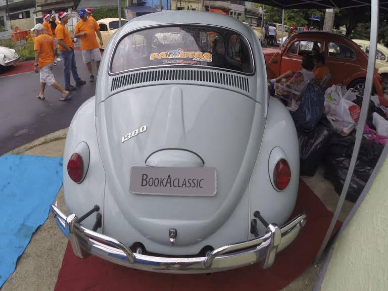 VW Sedan 1300 (Fusca) Hire Rio de Janeiro