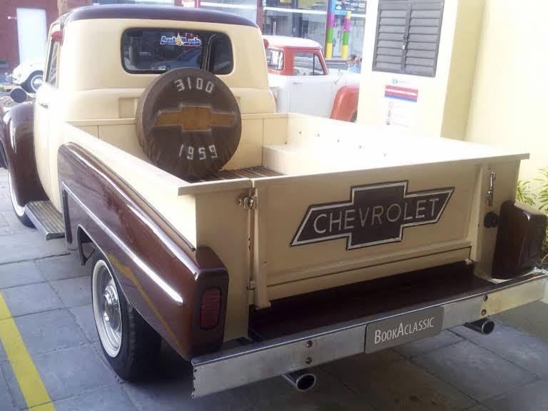 Chevrolet Brasil Hire Aracaju
