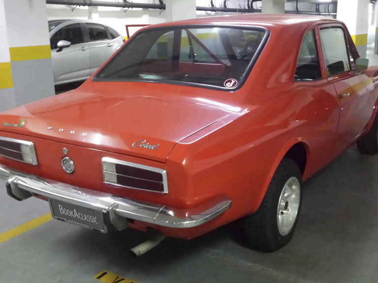 Ford Corcel Hire São Paulo