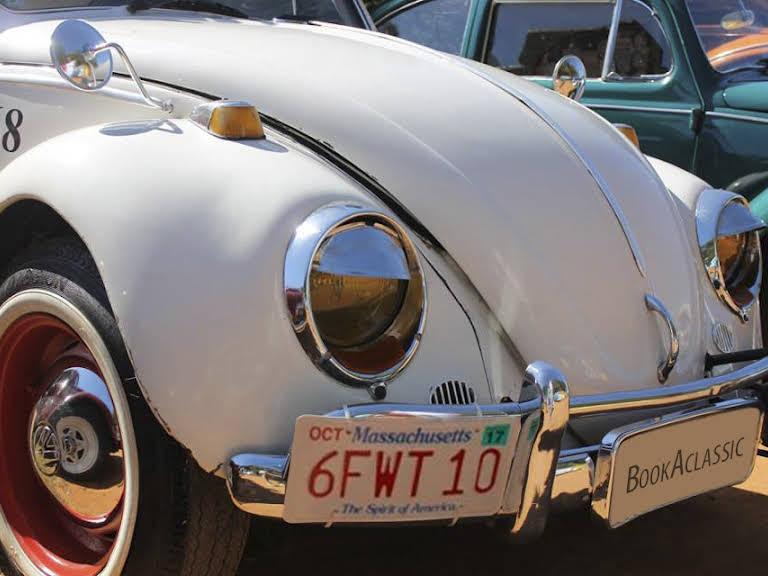 Volkswagen Fusca Hire Belo Horizonte