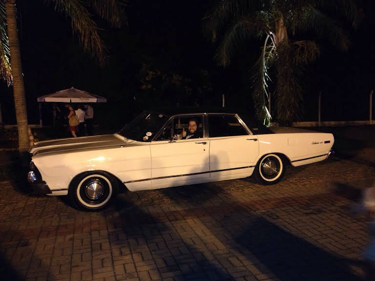 Ford Galaxie Hire Campo Limpo Paulista