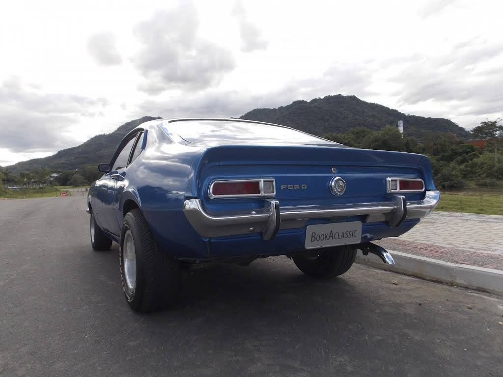 Ford Maverick Hire Jaraguá Do Sul