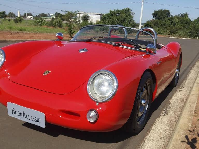 Porsche 550 Spyder (Réplica) Hire Mogi Mirim