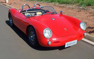 Porsche 550 Spyder Rent Minas Gerais