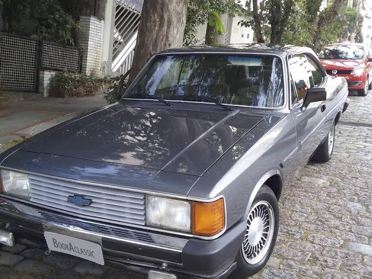 Chevrolet Opala Comodoro Hire São Paulo